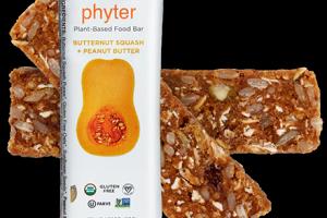 Plant-based Food Bar - BUTTERNUT SQUASH + PEANUT BUTTER