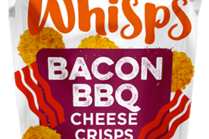 BBQ Bacon Cheddar Whisps