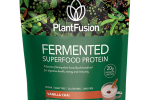 Fermented Superfood Protein - Vanilla Chai