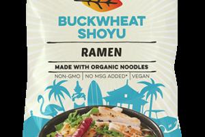 Buckwheat Shoyu