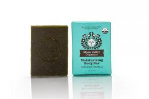 Mint & Sea Mineral Cleansing Body Bar