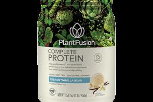 Complete Protein - Creamy Vanilla Bean