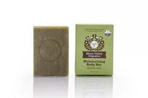 Oatmeal Sage Cleansing Body Bar