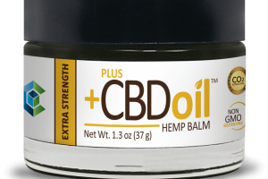 CBD Oil Balm Extra Strength
