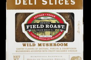 Wild Mushroom Deli Slices