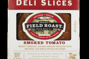 Smoked Tomato Deli Slices