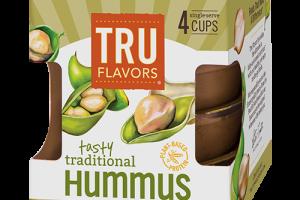 Grab-and-Good TRU FLAVORS® Tasty Traditional Hummus