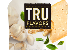 Grab and Good TRU FLAVORS Creamy Parmesan Roasted Garlic with Navy Bean Dressing