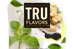 Grab and Good TRU FLAVORS Parmesan Italian Vinaigrette with Navy Bean Dressing
