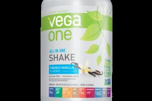 Vega One® All-in-One Shake - French Vanilla