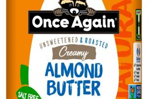 Natural Creamy Almond Butter
