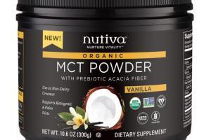 Organic MCT Powder - Vanilla