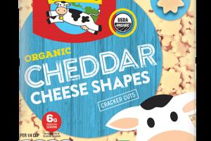 Cheddar Shapes