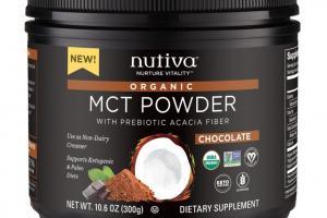Organic MCT Powder - Chocolate