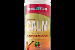 Natural Vitalitys Calmful Muscle