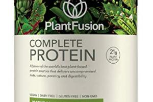 Complete Protein - Natural - No Stevia