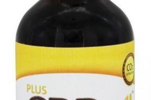CBD Oil Drops - Unflavored
