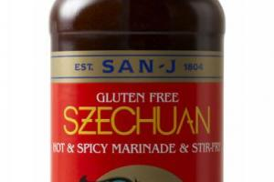Asian Cooking Sauce - Gluten Free  - Szechuan