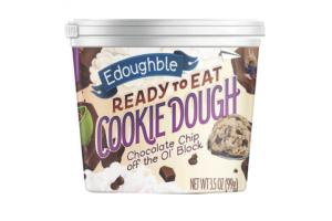 Chocolate Chip Cookie Dough - 3.5oz