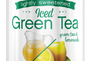 Iced Green Tea Half & Half