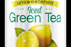Organic Unsweetened Lemon Iced Green Tea