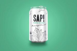 Sap! Maple Seltzer