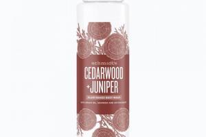 Cedarwood + Juniper Body Wash