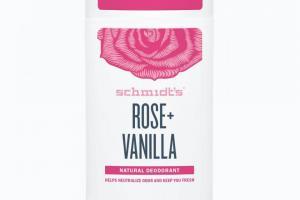 Deodorant Stick Rose + Vanilla
