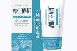 Tooth+Mouth Paste Wondermint