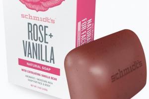 Bar Soap Rose + Vanilla