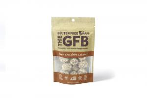 Dark Chocolate Coconut GFB Bites