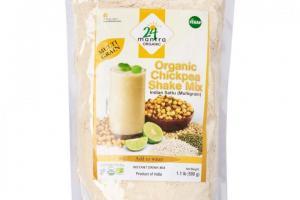 Organic Chickpea Shake Mix