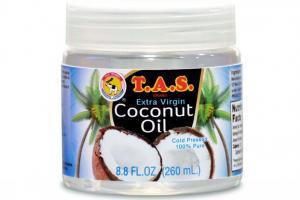 TAS Coconut Oil 260 ml.