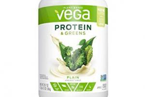 Vega® Protein & Greens - Plain Unsweetened