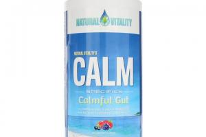 Calm Specifics Calmful Gut Dietary Supplement