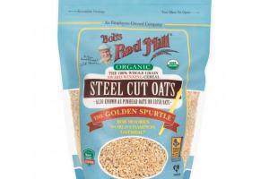 Organic Steel Cut Oats