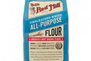 Unbleached White All Purpose Flour