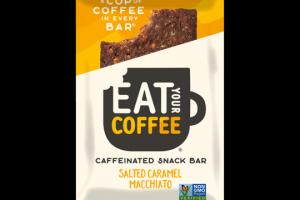 Salted Caramel Macchiato - Caffeinated Energy Bar
