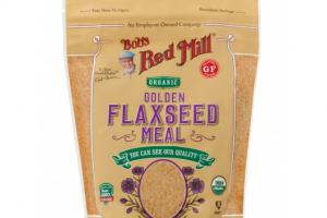 Organic Golden Flaxseed Meal