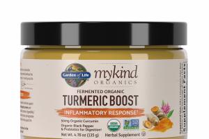mykind Organics Turmeric Boost Powder