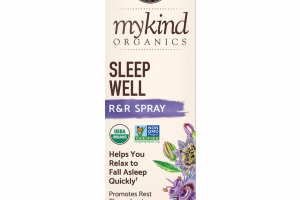 mykind Organics Sleep Well Spray