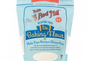 Gluten Free 1-to-1 Baking Flour