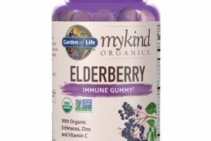 mykind Organics Elderberry Gummy