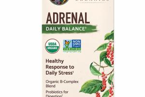 mykind Organics Adrenal Daily Balance†