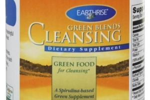 Green Blends - Cleansing Caplets, 240 caps