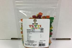 Tutti Frutti (Fruit Gummy) Vegan