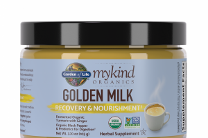 mykind Organics Golden Milk Powder