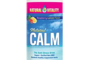 Natural Calm The Anti-stress Drink Dietary Supplement