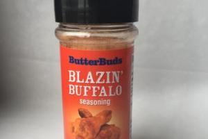 Blazin' Buffalo Seasoning