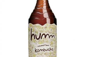 Coconut Lime Kombucha